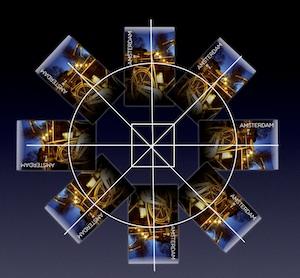 skeleton of the roulette wheel